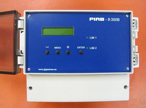 PIAB Elektronikeinheit 9:300B