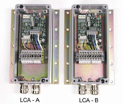 PIAB LCA elektronischer Verstärker